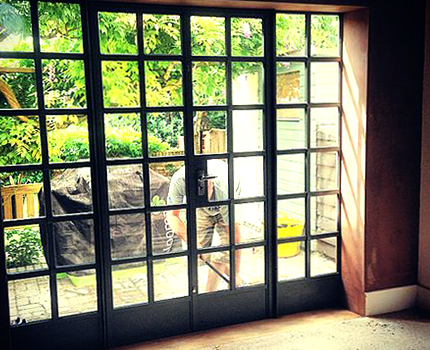Crittall Window Installer