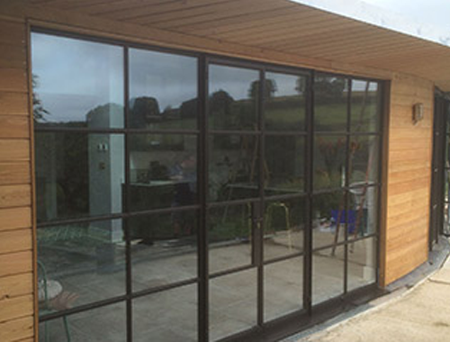 Crittall Window Installations