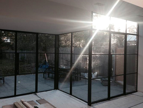 Steel Crittall Windows