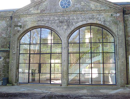 Crittal Steel Windows