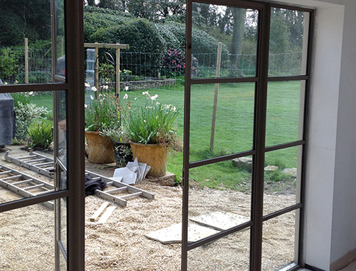 Genuine Crittall Doors