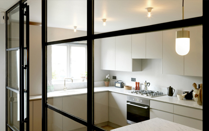 Crittall Steel Windows